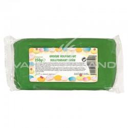 Fondant pâte à sucre déco VERT FONCE - 250g TOP PROMO en stock