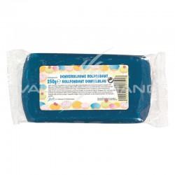 Fondant pâte à sucre déco BLEU FONCE - 250g TOP PROMO en stock