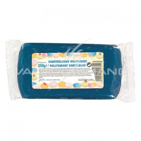 Fondant pâte à sucre déco BLEU FONCE - 250g TOP PROMO