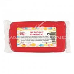 Fondant pâte à sucre déco ROUGE - 250g TOP PROMO en stock