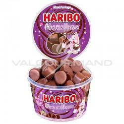 Chamallows Choco HARIBO - tubo de 450g