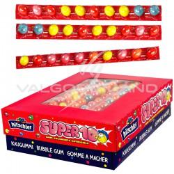 Bille de chewing gum super 10 - 48 blisters