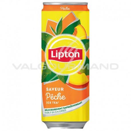 Lipton ice tea pêche 33cl - 24 canettes
