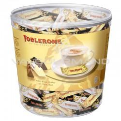 Toblerone tiny bouchées PM - tubo de 900g - DLUO 11 aout 2021