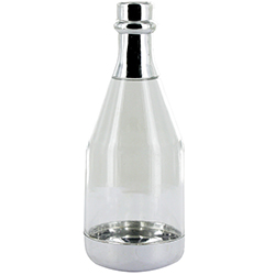 Bouteille de champagne en plexiglass - pièce
