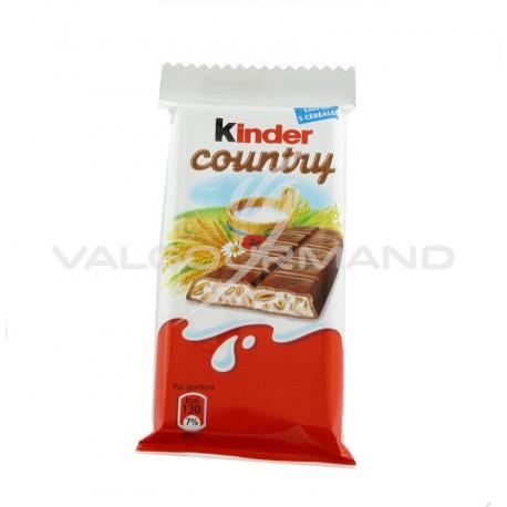 Kinder Country 23g - boîte de 40
