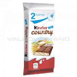 Kinder Country 47g - boîte de 24