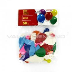 Ballons gonflables PM - 50 pièces