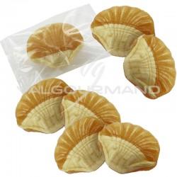 Coques fourrées au caramel beurre salé - 2kg en stock