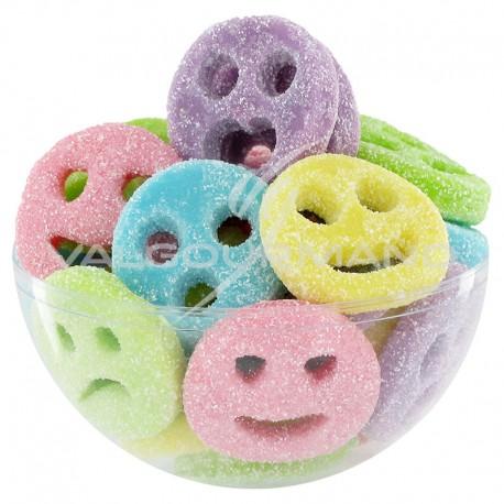 Smiley fizz Lutti - 2kg