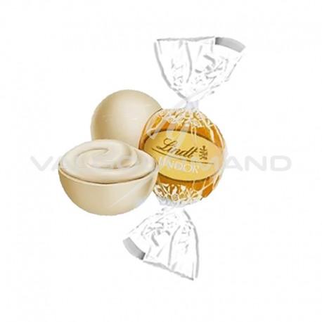 Boules Lindor - chocolat blanc - 500g