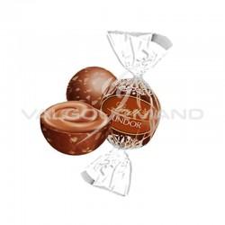 Boules Lindor - chocolat lait noisettes - 500g