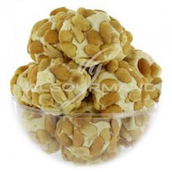 Boule Nougat tendre aux arachides - 3kg en stock