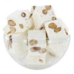 Nougats aux amandes cube tendre - 3kg en stock