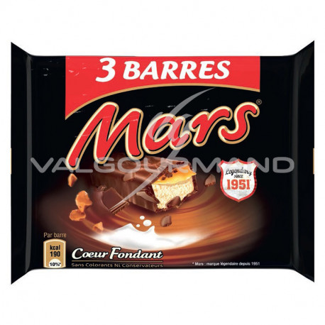 Mars tri pack (3x45g) 135g