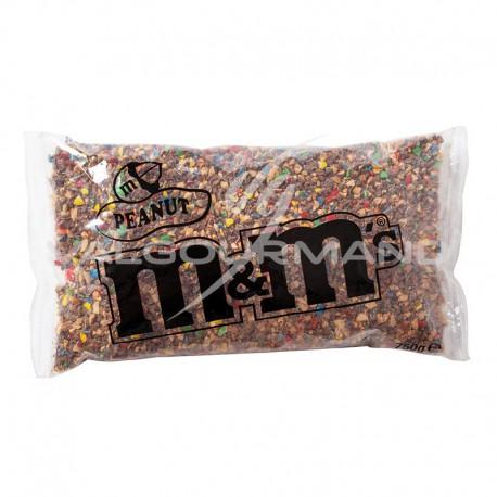M&Ms cacahuètes brisures - 750g