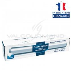 Papier d'aluminium en rouleau