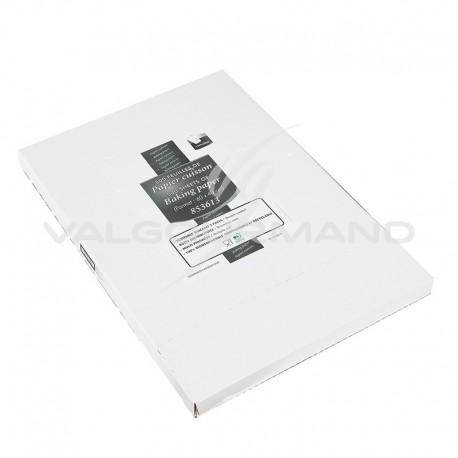 Papier cuisson format patissier 60 x 40cm - 500 feuilles