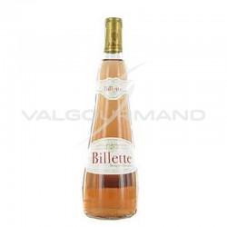BILLETTE Tradition rosé - 75cl CARTON DE 6