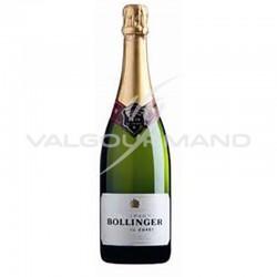 CHAMPAGNE Brut BOLLINGER Spécial Cuvée - 75cl LA BOUTEILLE en stock