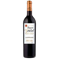 GUERROUANNE Toulal Cuvée NOURIA Rouge - 75cl CARTON DE 6 en stock