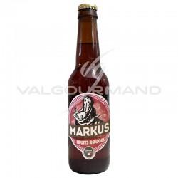 Markus Fruits Rouges vp 33cl - carton de 12 bouteilles