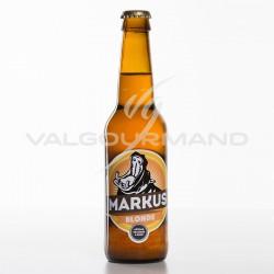 Markus blonde vp 33cl - carton de 12 bouteilles en stock