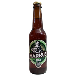 Markus IPA vp 33cl - carton de 12 bouteilles en stock