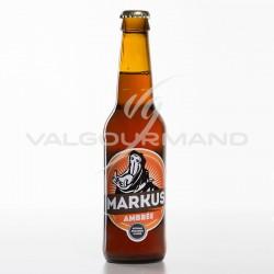 Markus ambrée vp 33cl - carton de 12 bouteilles en stock