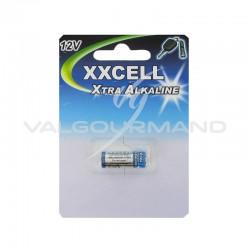 Piles XXCell LR23 blister de 1 - le lot de 12 (soit 1.10€ pièce !) en stock