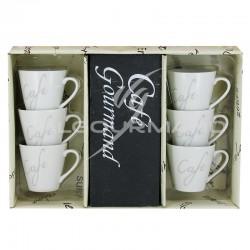 Coffret Café Gourmand - pièce en stock