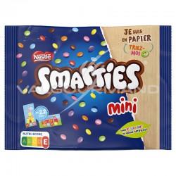 Smarties mini - sachet de 315g en stock