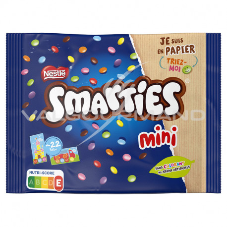 Smarties mini - sachet de 315g