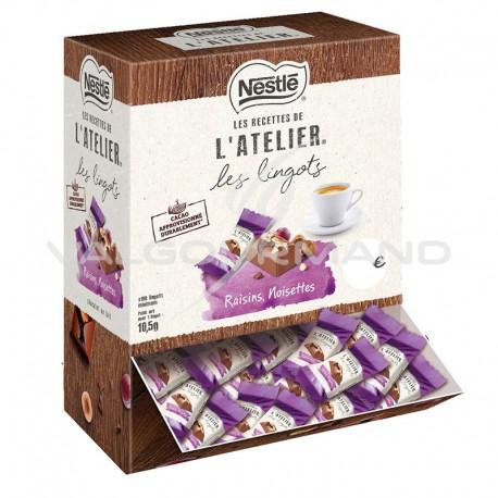 Lingots Les Recettes de l'Atelier Nestlé - présentoir de 2kg