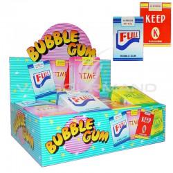 Sticks chewing gum - boîte de 24
