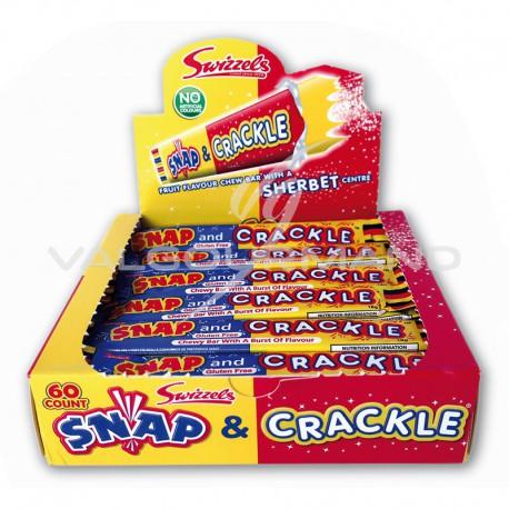 Snap crackle fruits - boîte de 60 ** SUPER PRIX **
