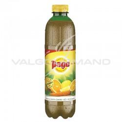 Pago ace (orange/carotte/citron) Pet 1 litre - 6 bouteilles en stock