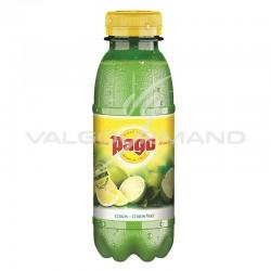 Pago citron citron vert Pet 33cl - 12 bouteilles