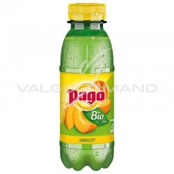 Pago abricot BIO Pet 33cl - 12 bouteilles en stock