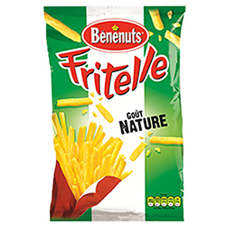 Fritelle nature 80g - 15 paquets