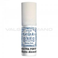 Ricqlès Spray Extra Fort Sans Alcool SANS SUCRES - 15ml