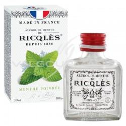 Ricqlès alcool de menthe - flacon de poche 30ml