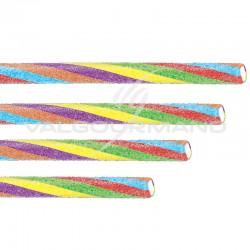 Maxi câbles acides tornado Tutti Frutti 60g - boîte de 100
