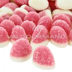 Bisous fraise PM - sachet de 1kg en stock