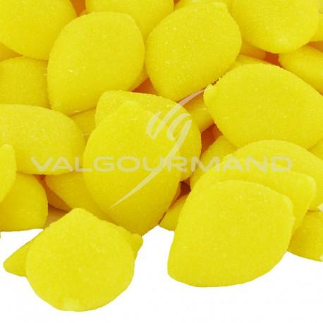 Citron en guimauve tendre - sachet de 1kg