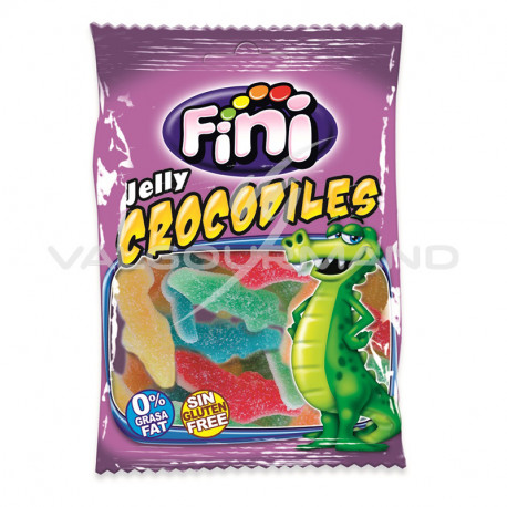Crocodiles acides Halal - 12 sachets