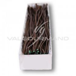 Maxi câbles lisses Cola 60g - boîte de 100