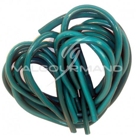 Maxi câbles lisses Framboise 60g - boîte de 100