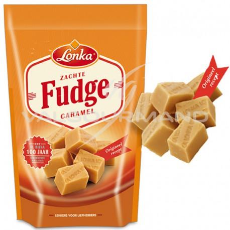 Caramel Fudge vanille - sachet de 210g