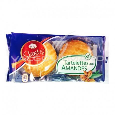 Tartelettes aux amandes 300g - 12 paquets